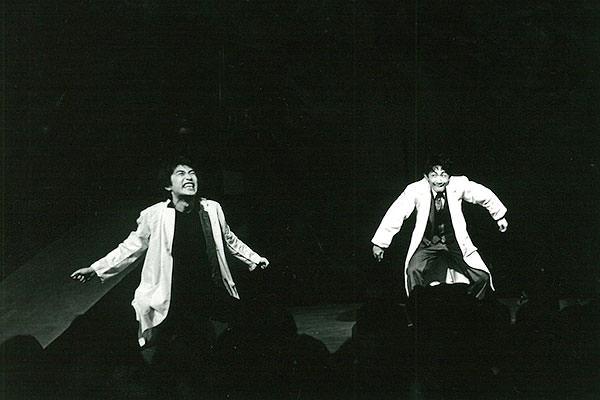 ボンベイブラッド覚書-舞台写真