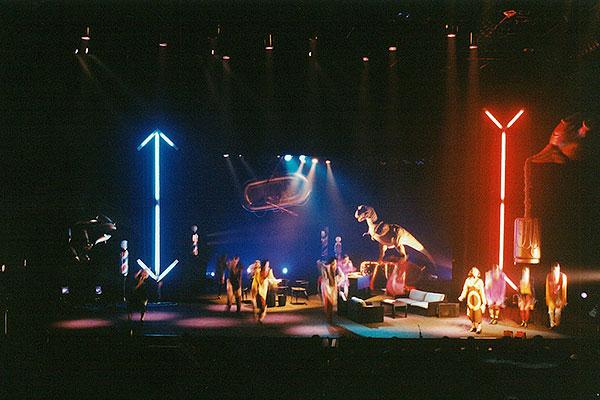 コーラっぽいの-舞台写真