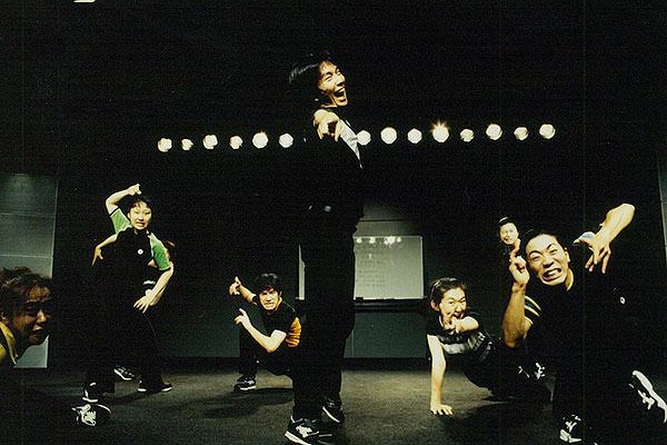 即興としての演劇-舞台写真