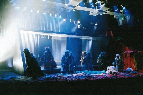 2005.04-05 銀河鉄道の夜[利賀・東京]