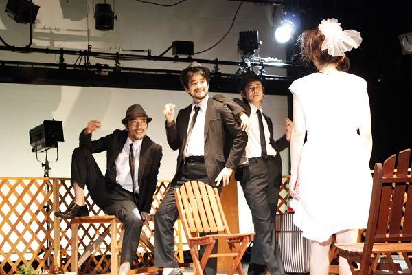 2010.11 おとことお酒(学習院女子大学)