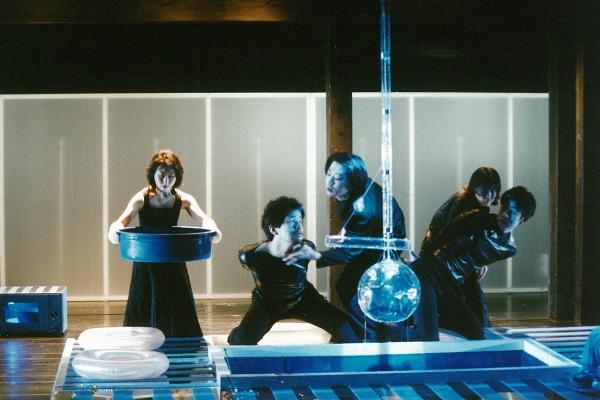 1999.05 印象タイタス・アンドロニカス【利賀・東京】