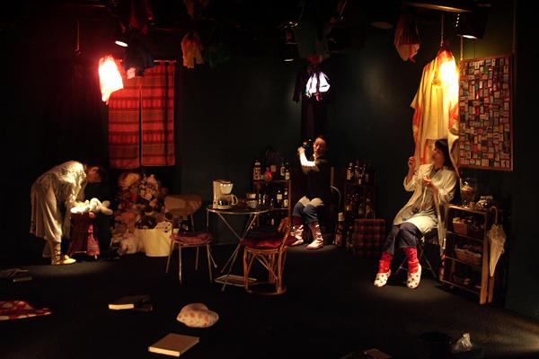 2008.02 お茶とおんな(EXTRA企画)