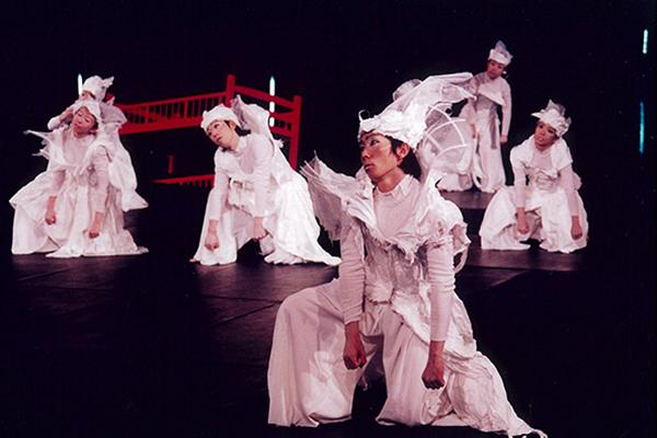 "1998.05 folklore ""ふるさと""【利賀・東京】"