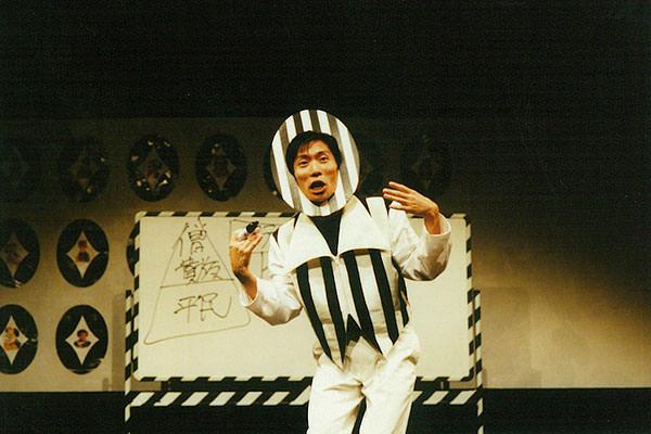 私の考える演劇-舞台写真