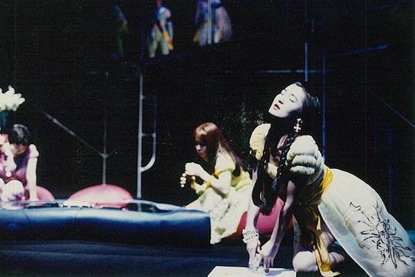 夏夢ちゃん-舞台写真