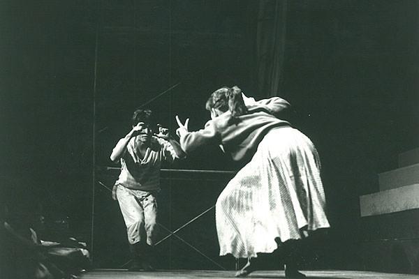 神無月のころ-舞台写真