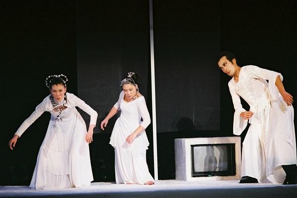 2008.02 オイディプス王(山の手事情社×シアター・プロジェクト香川)