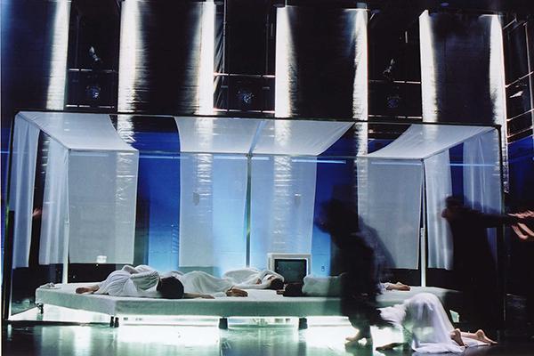2002.07 オイディプス@Tokyo
