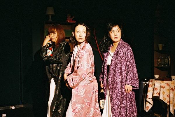 2009.11 お茶とおんな(山の手・女祭り・男祭り)